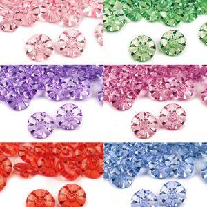 1023 Knoepfe Kinder Krystalloptik Uebersicht Alle Farben
