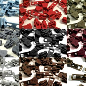 1044 Reissverschluss Zipper Autolock 5mm Uebersicht Farben