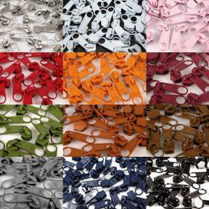1099 Reissverschluss Zipper 5mm Uebersicht Alle Farben