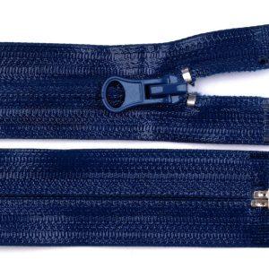 1222 Reissverschluss Wasserdicht Farbe Blau Detailansicht