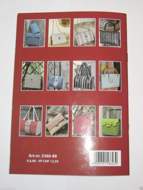 Buch Fashion Bag 04 Rueckseite