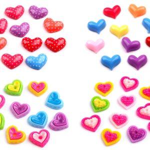 Kunststoff Herzen Uebersicht Alle Varianten