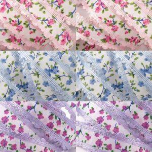1058 Blumenborte Uebersicht Farben Varianten