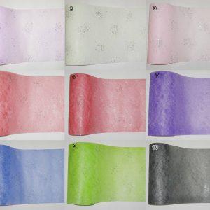 1075 Vlies Papier Brillant Uebersicht Farben