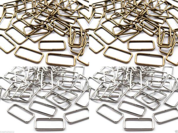 1159_Gurtschlaufe_Metall_38mm_ohneSteg_Uebersicht-Varianten
