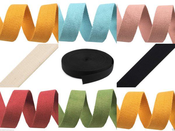1168_Gurtband_Baumwolle_3cm_Uebersicht-Farben