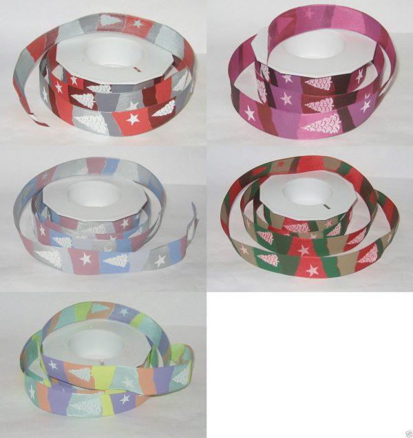 1226_Weihnachtsband_Drahtkante_25mm_Uebersicht-Varianten