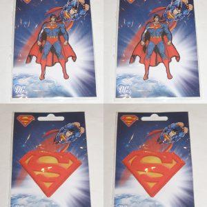 1236 Aufbuegler Superman Uebersicht Varianten