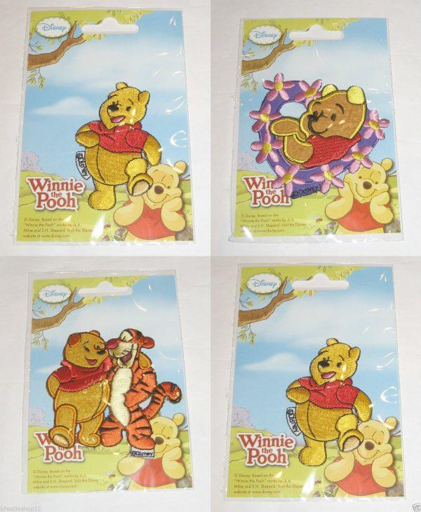 1238 Disney Winnie Pooh Uebersicht Varianten