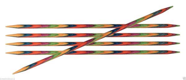 1277 KNITPRO Nadelspiel Set Detailansicht Nadeln