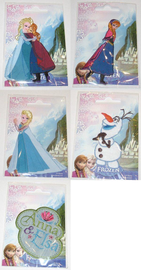 1345 Disney Frozen Uebersicht Alle Varianten