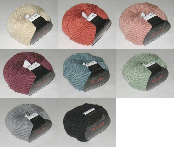 1454 Pro Lana Baby Kamel Plus Wollen Farbe