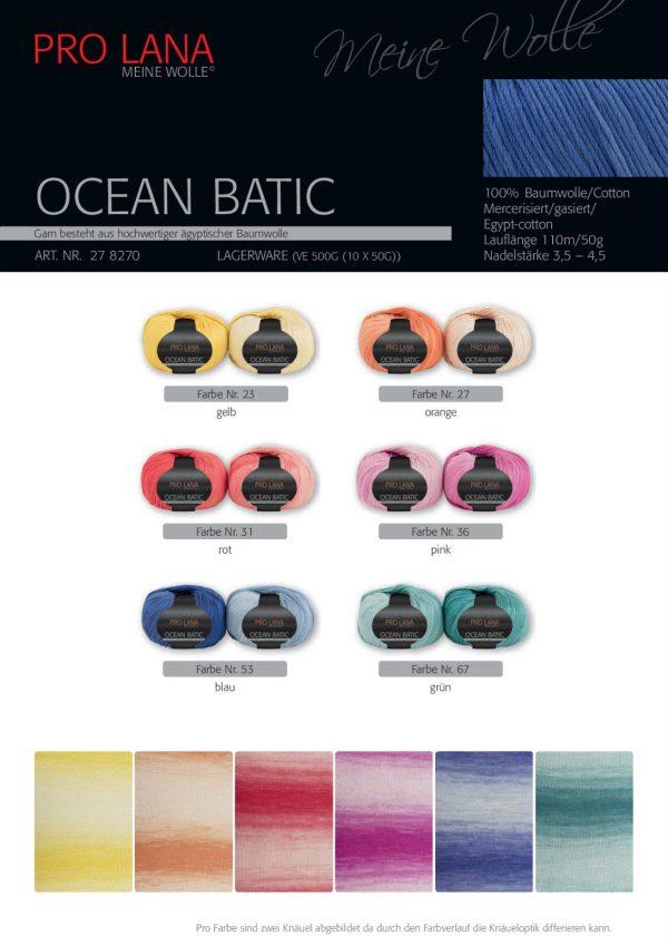 1461 Pro Lana Ocean Batic Uebersicht Farben