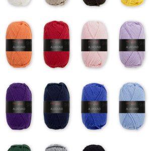 1513 PRO LANA ALLROUND Uebersicht Farbvarianten